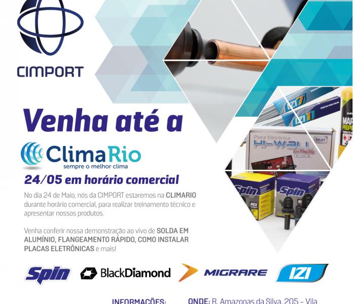 Clima Rio – São Paulo
