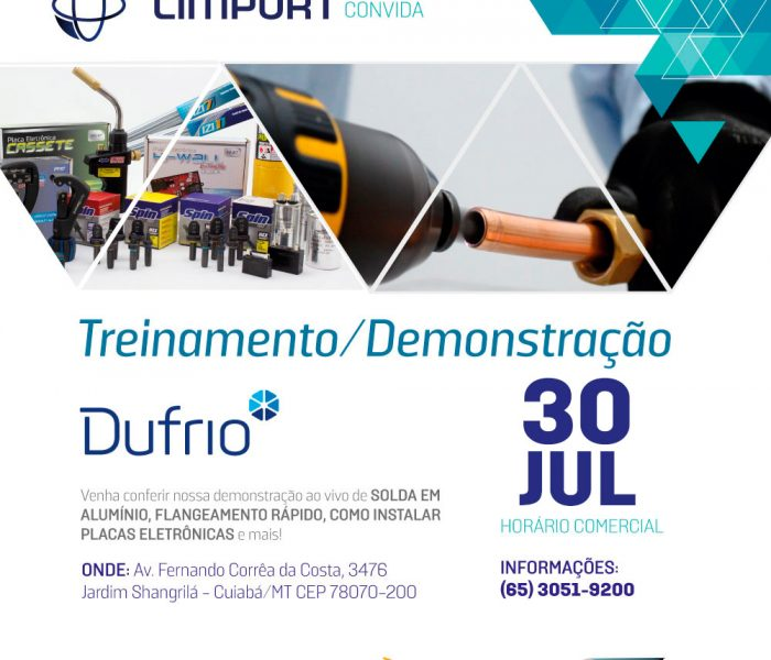 Dufrio – Cuiabá
