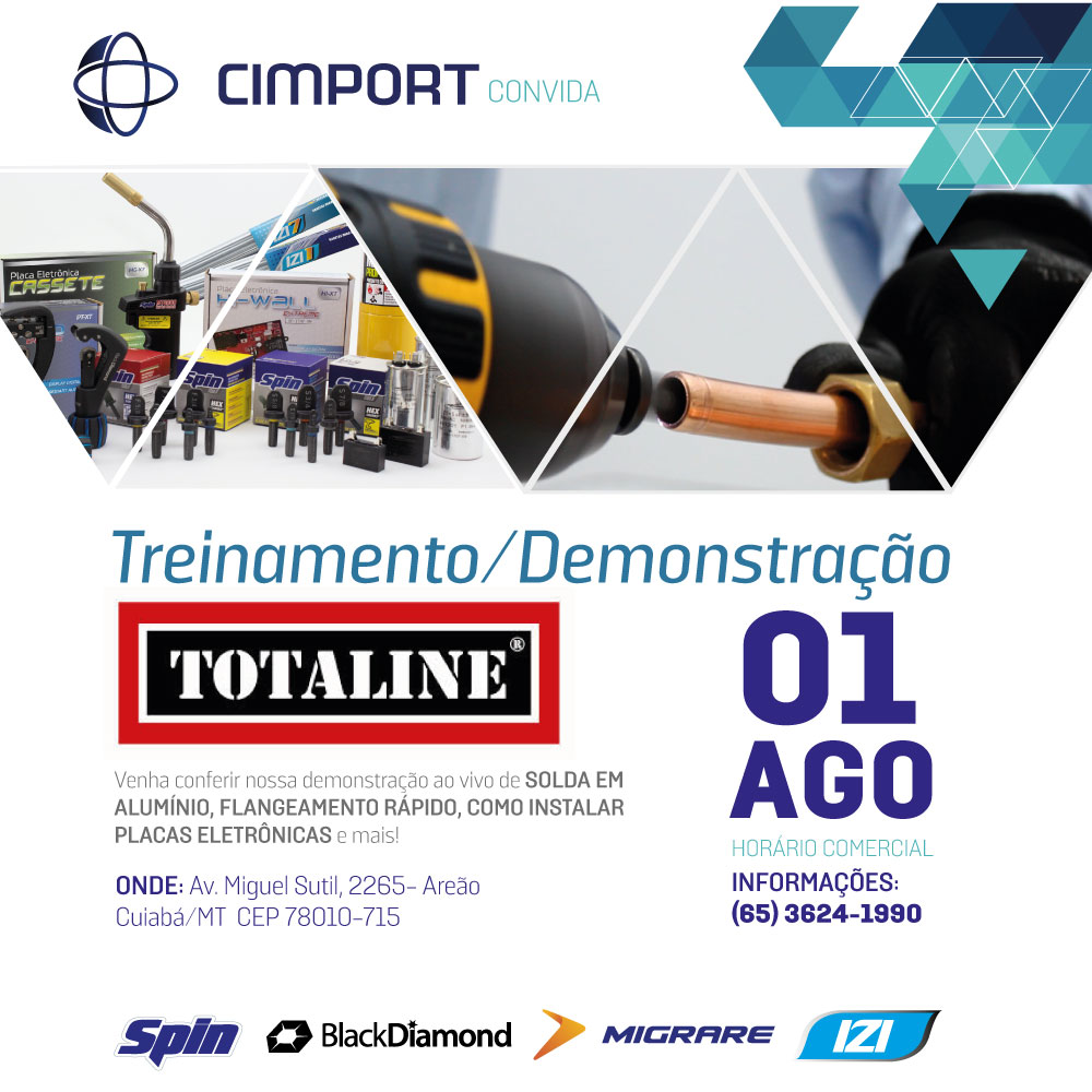 totaline cimport evento