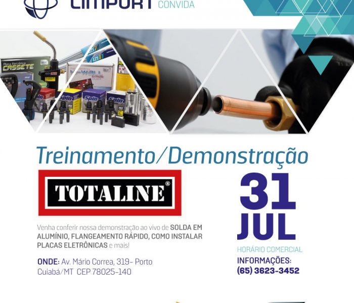 Totaline – Cuiabá – B. Porto