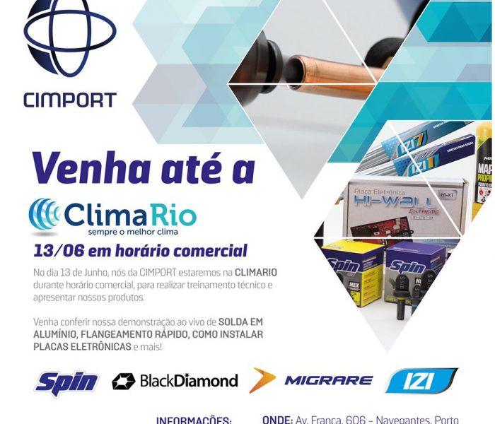 Clima Rio – Porto Alegre