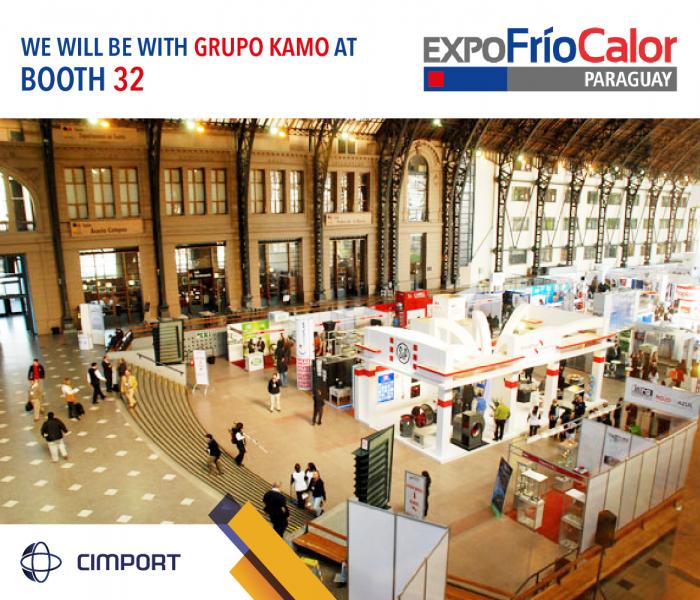 ExpoFrío Calor Paraguay 2019