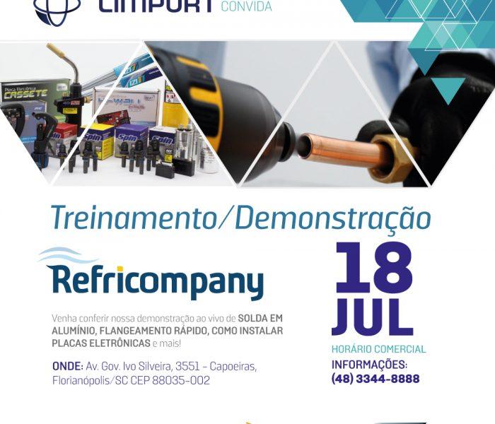 Refricompany – Florianópolis