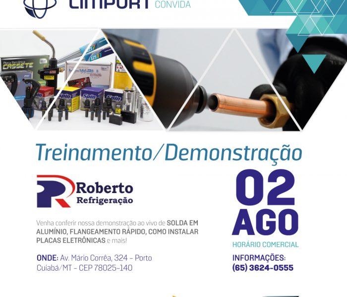 Roberto Refrigeração – Cuiabá