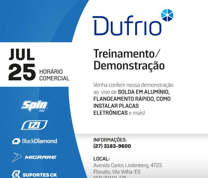 Dufrio – Vila Velha