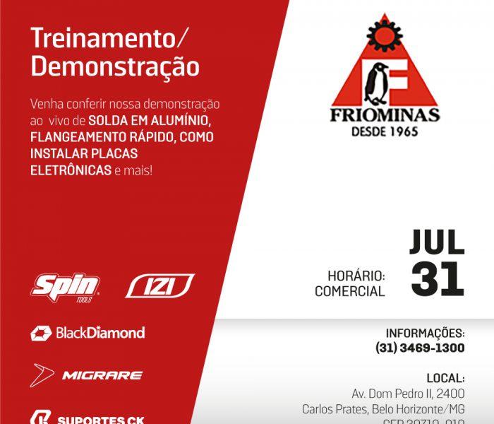 Friominas – Belo Horizonte