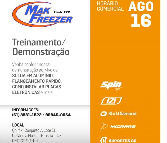 Mak Freezer – Brasília