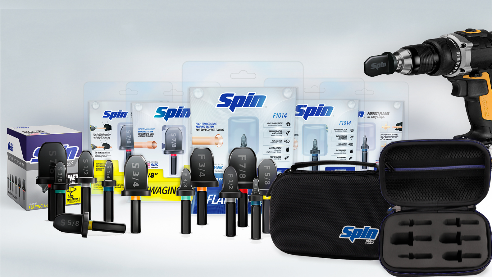 spin tools 2019