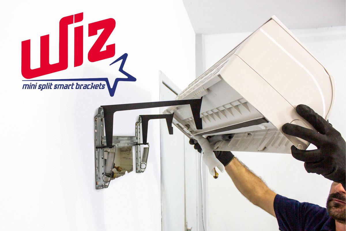 wiz smart bracket suporte de instalacao